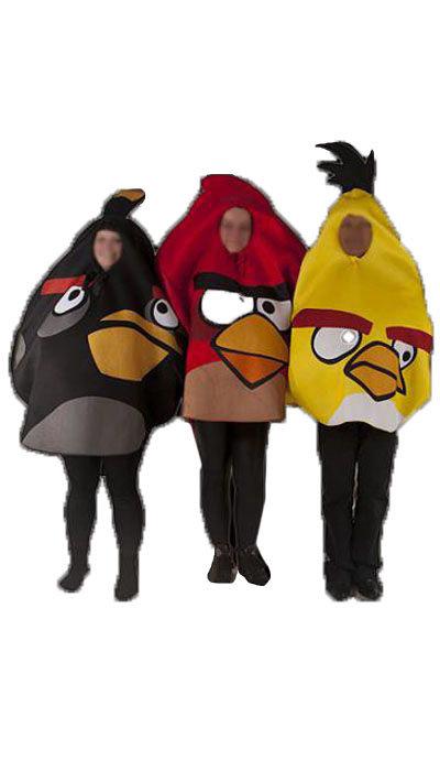 Angry Bird kostuum huren - 141