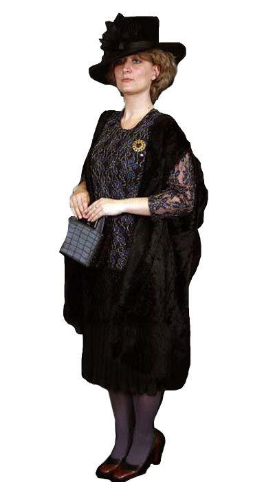 Beatrix outfit