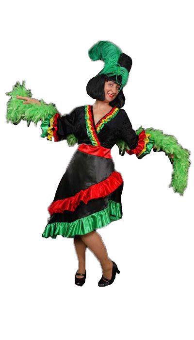Braziliaans carnaval kostuum - 299