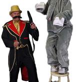 Dompteur kostuum huren - 256