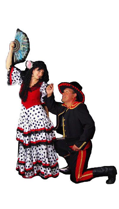 Spaanse dansers - 437