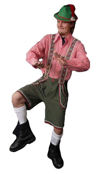 Tiroler man