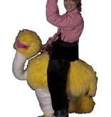 Struisvogel kostuum huren