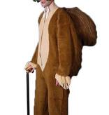 Eekhoorn kostuum huren