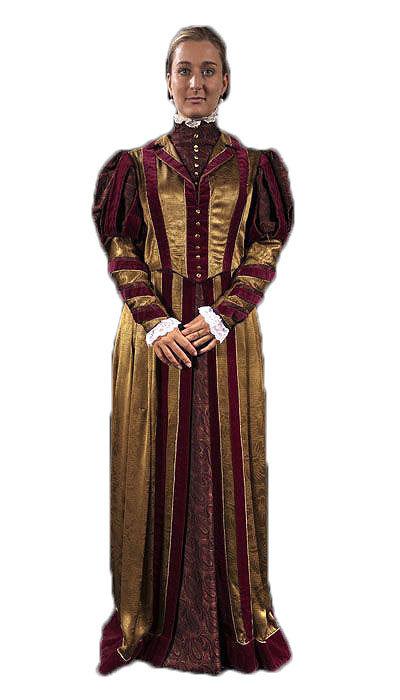 Historische jurk  - 273