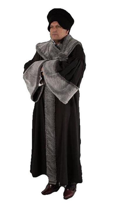 Erasmus kostuum
