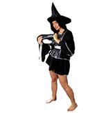 Heksen outfit huren