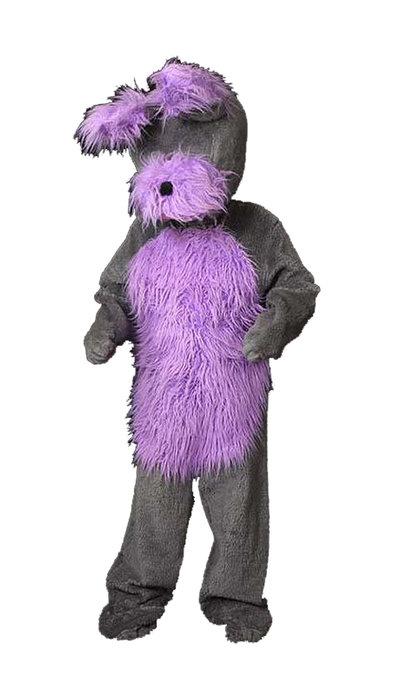 Hond paars - 339