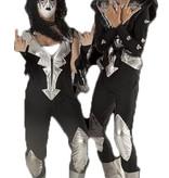 Kiss kostuums huren - 355