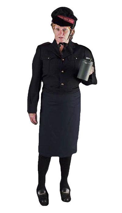 Majoor Bosshardt kostuum huren - 215
