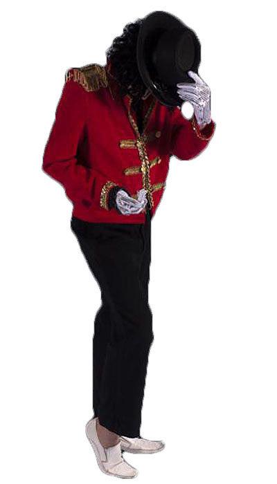 Michael Jackson kostuum huren