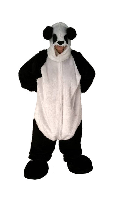 Pandabeer kostuum huren