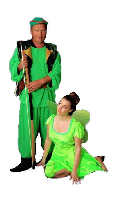 Peter Pan & Tinkerbell - 187