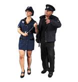 Politie kostuum huren - 409