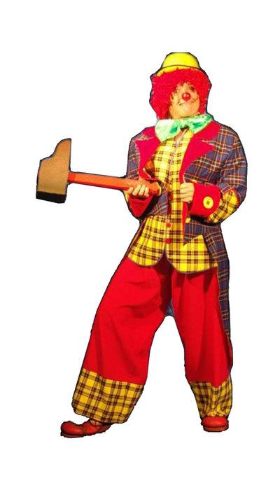 Clown kostuum - 253