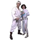 Luke skywalker en Prinses Leia kostuum huren - 366