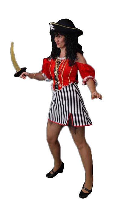 Piraten meisje - 408