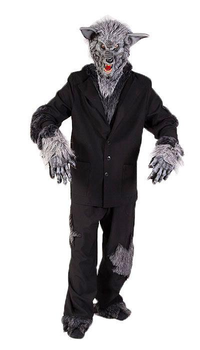 Weerwolf kostuum huren