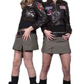 Topgun outfits voor een vrouw huren