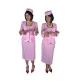 Stewardess kostuum huren - 388