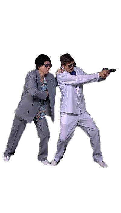 Miami Vice kostuums huren - 371
