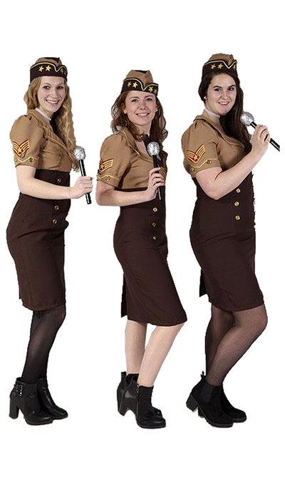 Star Sisters kostuum huren