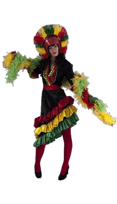 Rio carnaval kostuum huren