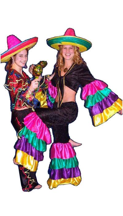 Rio Carnavals kostuum  - 414
