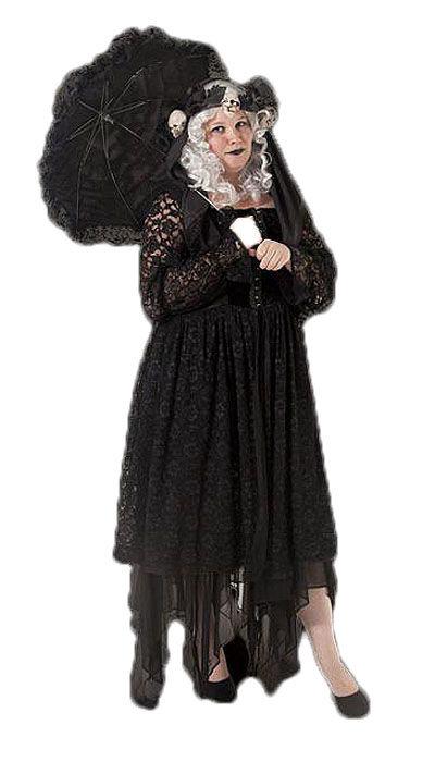 Halloween Queen kostuum - 327