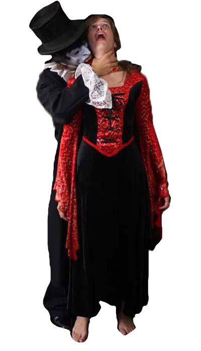Dracula kostuum - 451