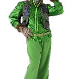 Groen griezel kostuum huren - 324
