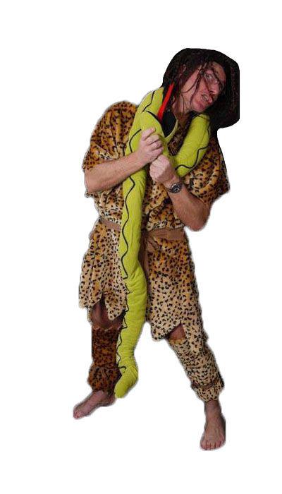 Holbewoner kostuum huren - 298