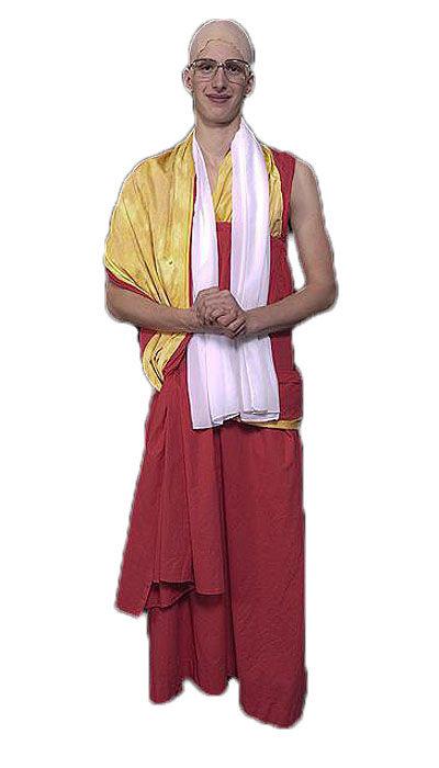 Tibetaanse monnik - 443