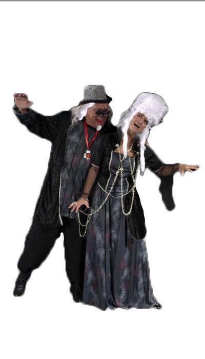 Historisch Halloween kostuum