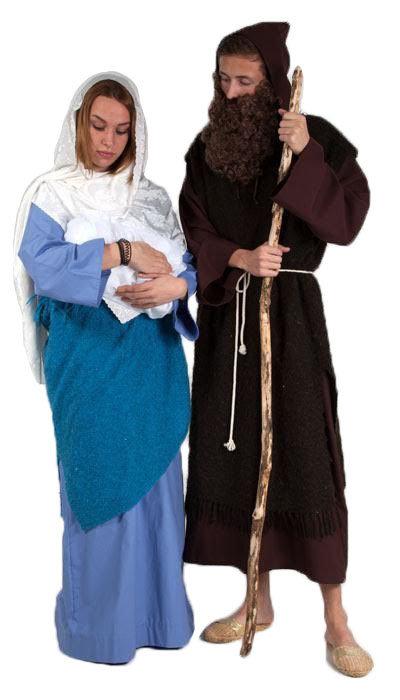 Jozef & Maria kleding