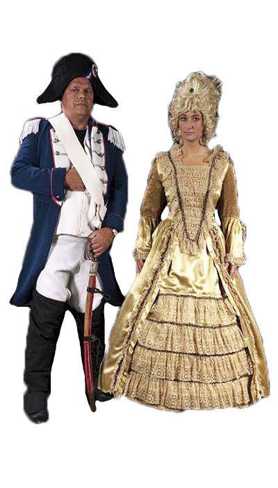 Napoleon kostuum - 378