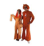 Oranje kostuum koningsdag huren - 358