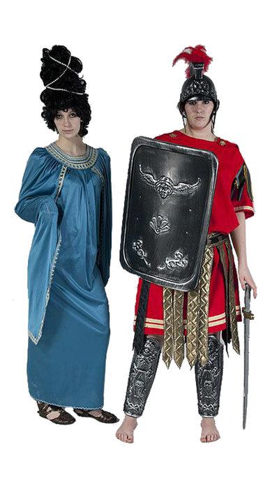 Romeinse kleding - 418