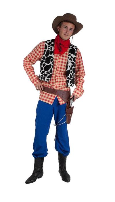 Sheriff Woody kostuum huren