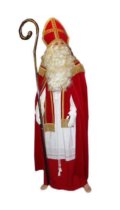 Sinterklaas kostuum - 385