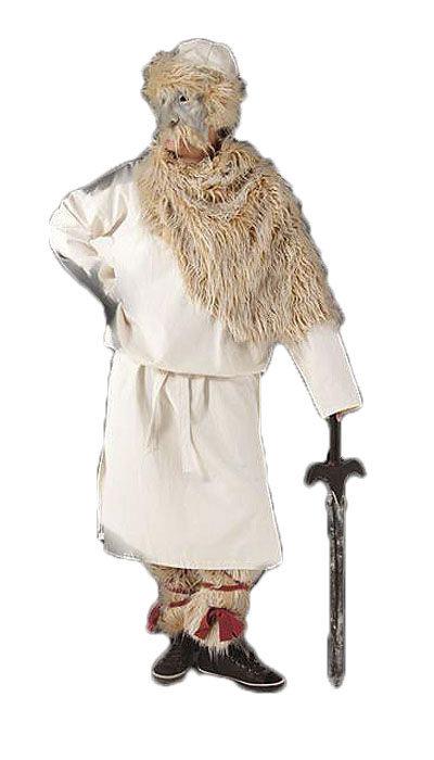 Sneeuwbarbaar kostuum