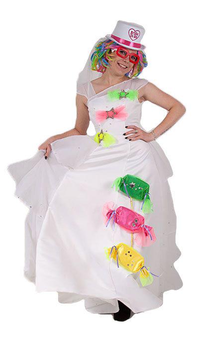 Snoepjes jurk