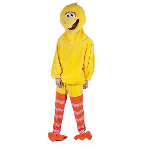 Yellow bird kostuum huren