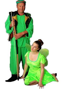 Sprookjes kostuums