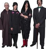 Addams Family kostuums huren