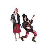 Axl Rose and Slach kostuum huren