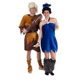Barney en Betty Rubble kostuum huren