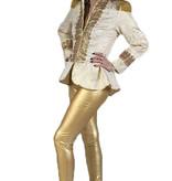 Gouden jasje te huur
