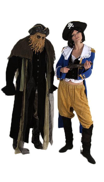 Davy Jones kostuum