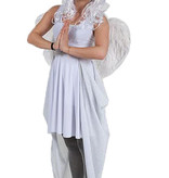Engel kostuum jurk huren - 259